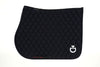 Cavalleria Toscana - Quilted Row Jersey Jumping Saddle Pad