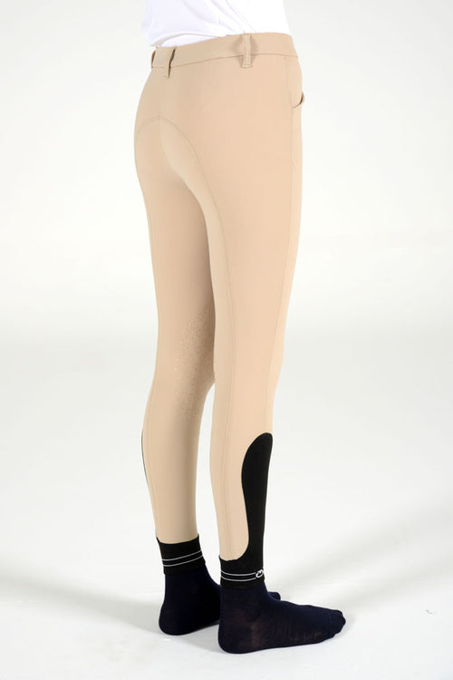 Laser Cut CT Detail Breeches - Beige