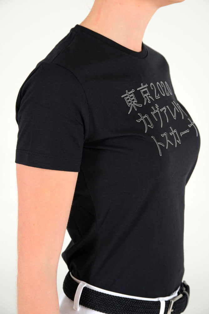 Cavalleria Toscana - Kanji CT Cotton T-Shirt
