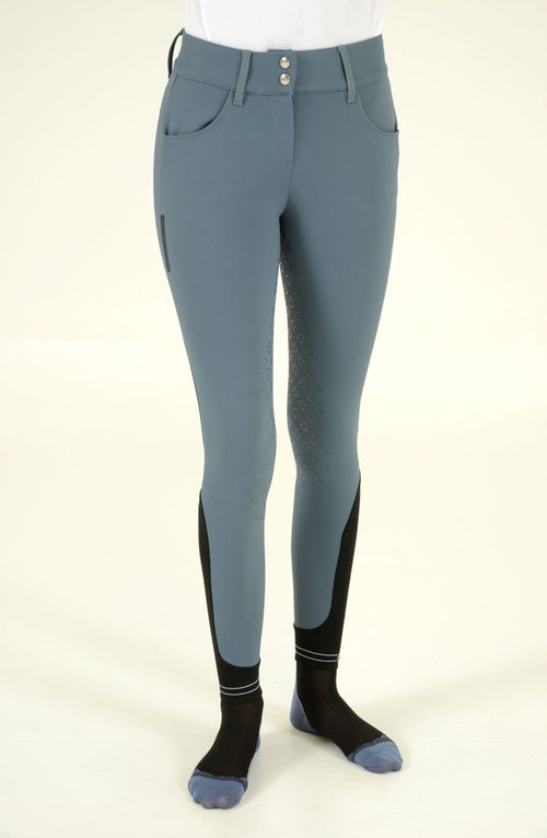 Cavalleria Toscana - American Breeches w/ Perforated Logo Tape - Sage