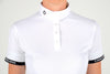 Jersey Piquet S/S Competition Polo - White