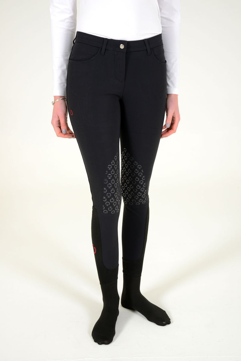 New Grip System Breeches - Black