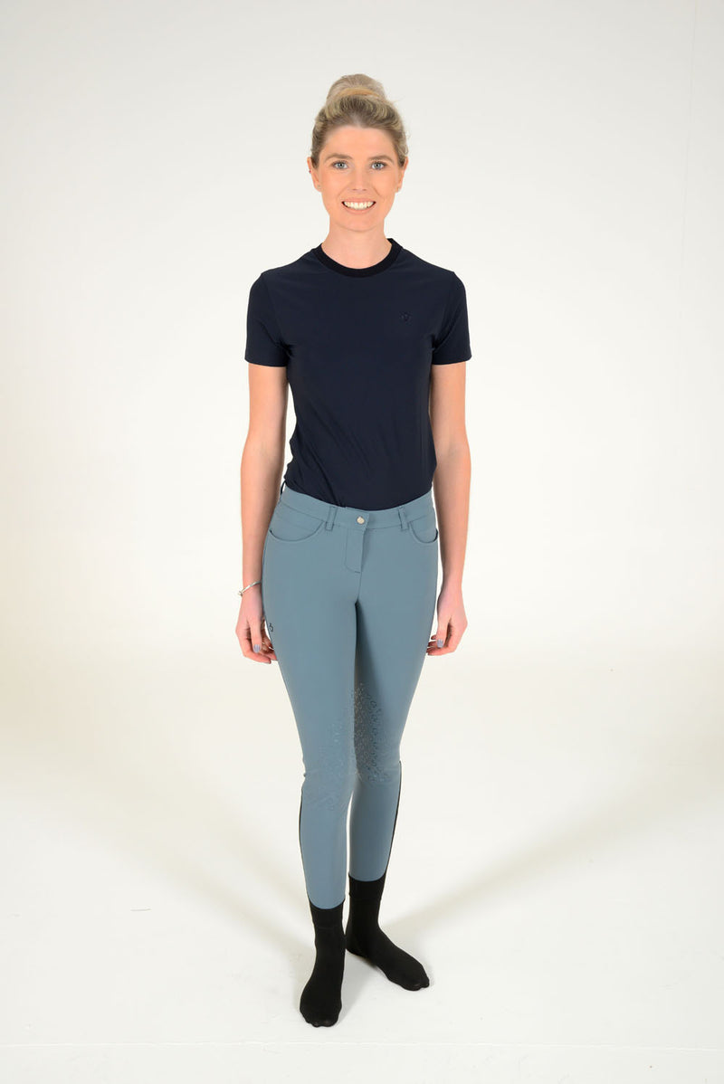 New Grip System Breeches - Sage