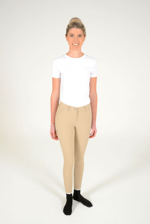 Cavalleria Toscana - Knee High Perforated Breeches