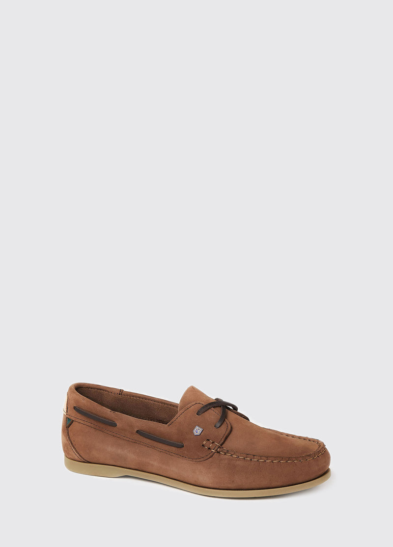 Dubarry Aruba Boat Shoe - Cafe