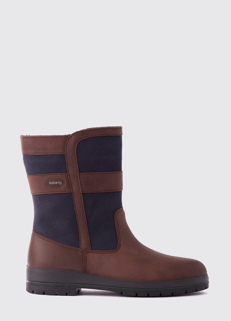 Dubarry Roscommon Boot - Navy/Brown
