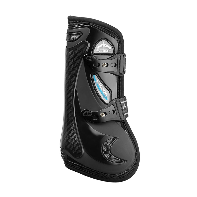 Veredus Carbon Gel Vento Tendon Boots - Black