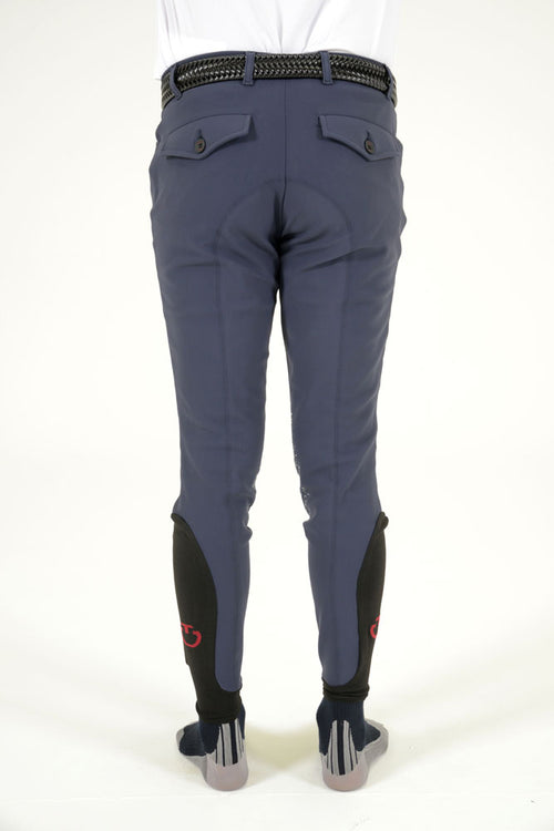 Cavalleria Toscana Men's New Grip System Breeches - Ink