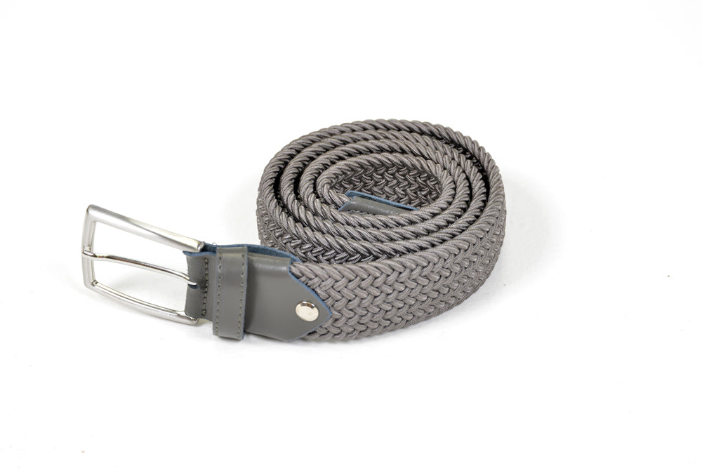 Men's Cross Belt - Grey