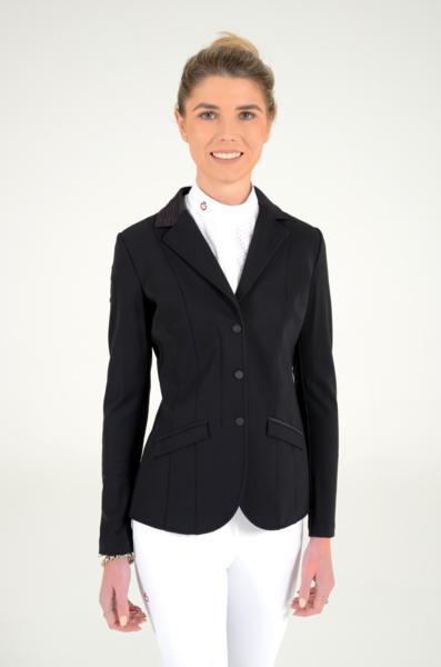 Cavalleria Toscana Zip Jacket - Black