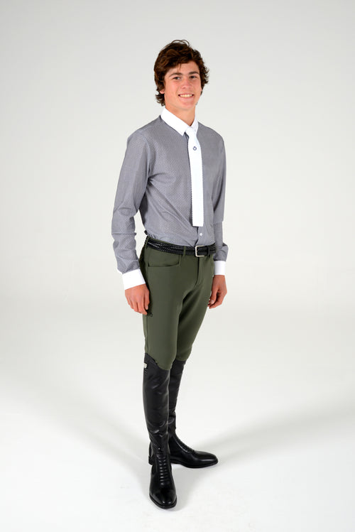 New Grip System Breeches - Army Green