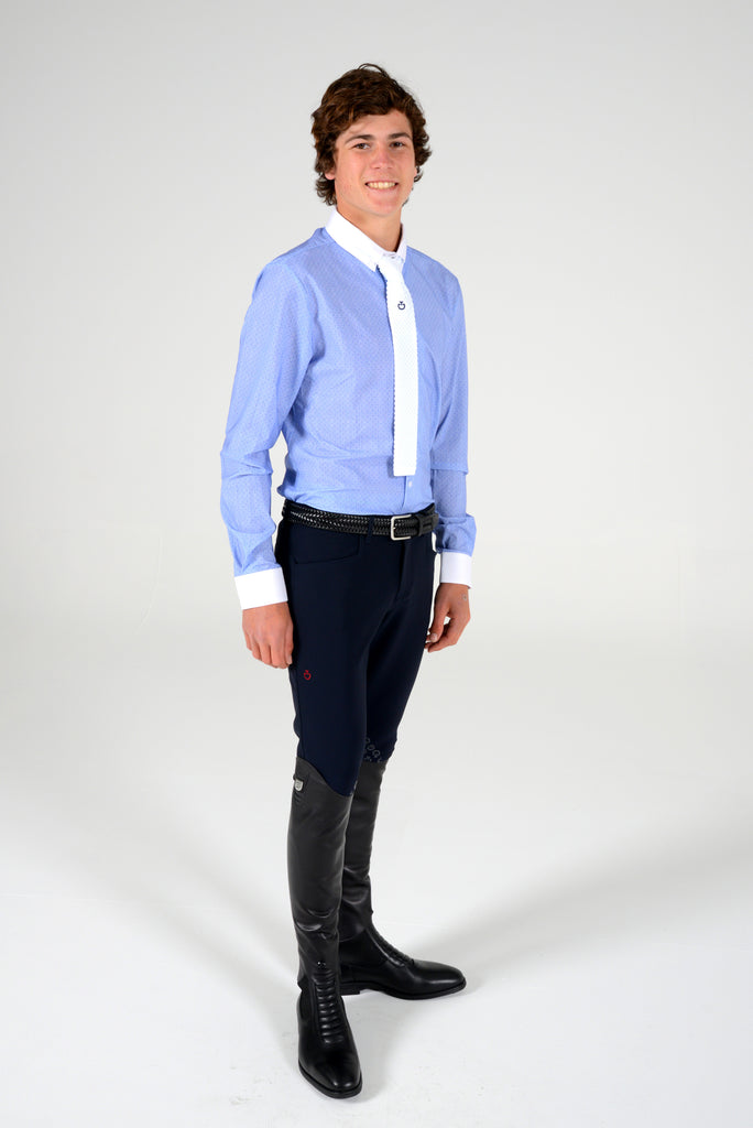 New Grip System Breeches - Navy