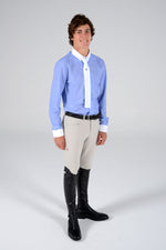 New Grip System Breeches - Light Beige