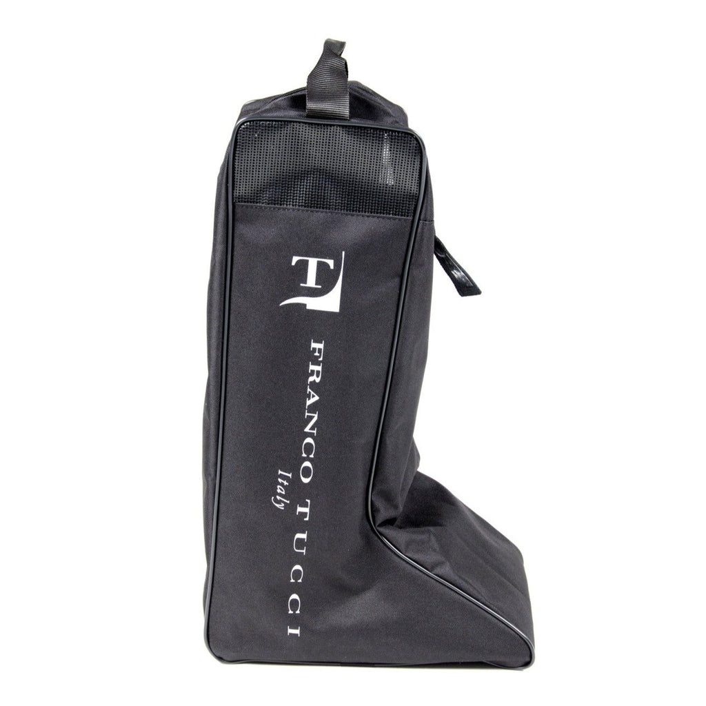 Tucci Boot Bag - Black