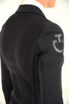 Cavalleria Toscana - Tech Knit Zip Riding Jacket - Black (2020)