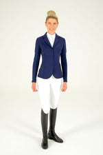Cavalleria Toscana - Tech Knit Riding Jacket - Royal Navy