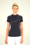 Cavalleria Toscana - Revolution Cotton T-Shirt - Navy