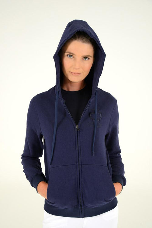 Cavalleria Toscana - CT Hooded Sweatshirt - Navy