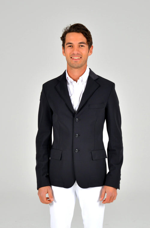 Cavalleria Toscana Men's GP Jacket - Black
