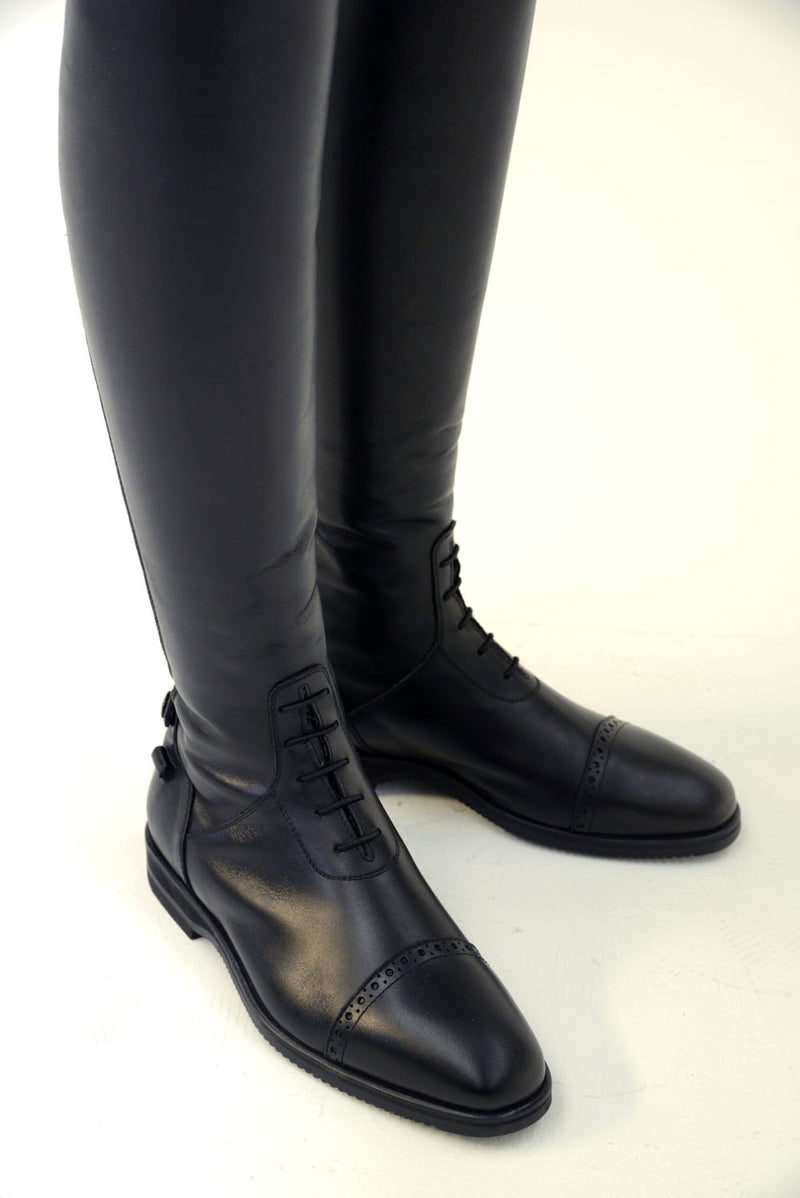 Tucci Galileo Boots - Punched Top & Toecap