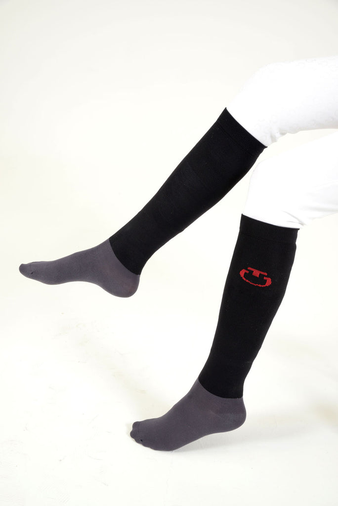 CT Classic Socks - Black/Grey