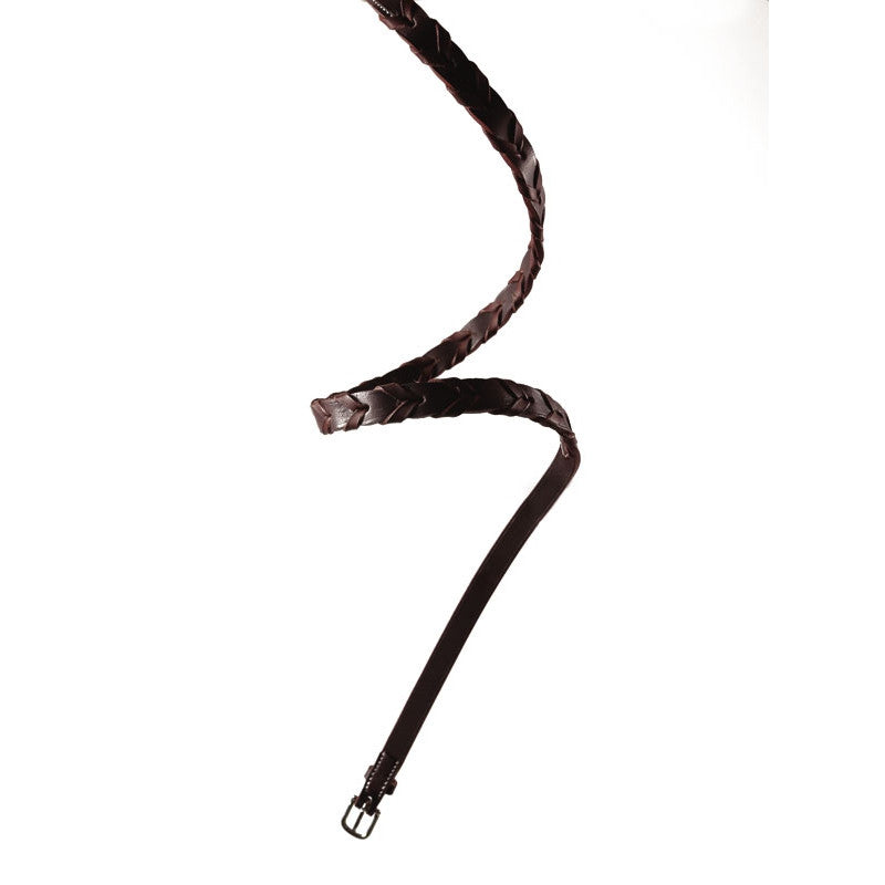 Braided Hunter Reins - Cavalleria Toscana NZ