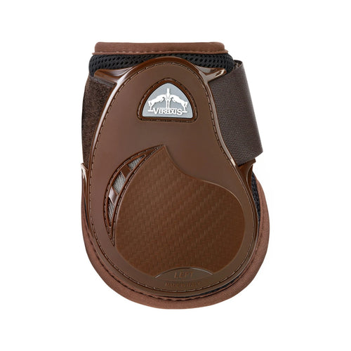 Veredus Young Jump Vento Fetlock Boots - Brown