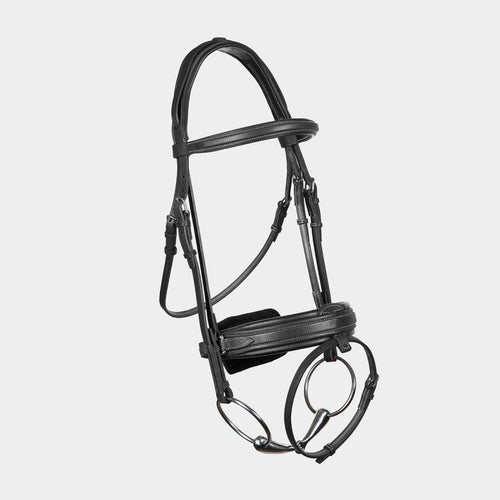 French Noseband Devoucoux Bridle