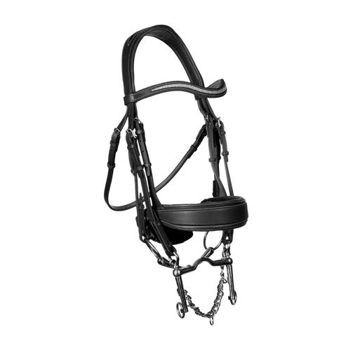 Devoucoux Crystal Harmonie Double Bridle