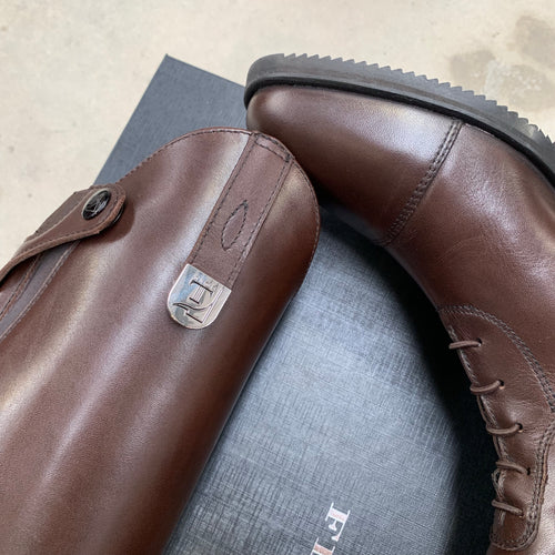 Tucci Galileo Boots - Brown