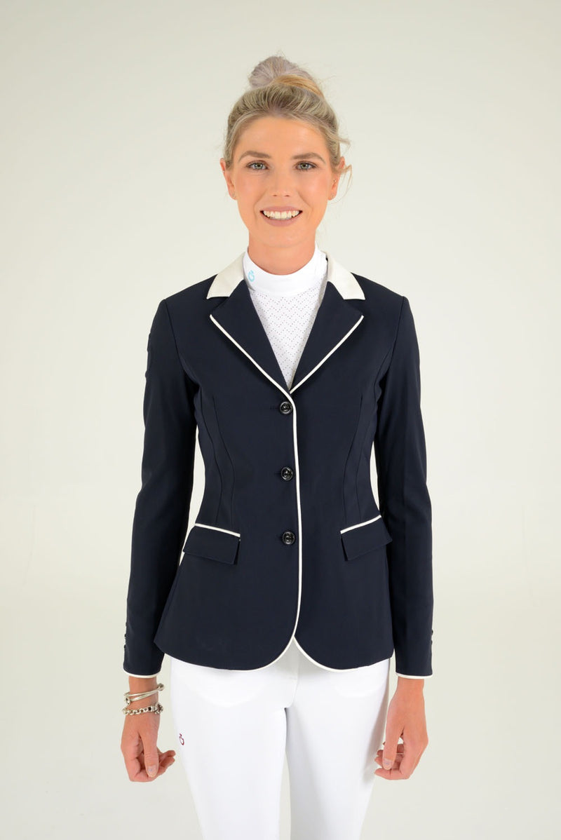 GP Jacket - Navy/White