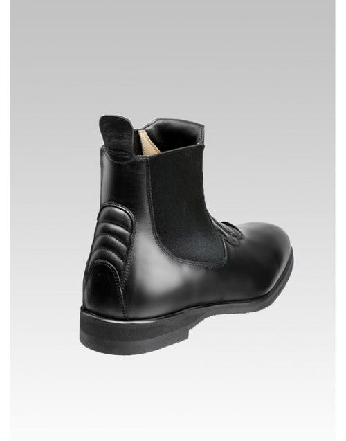 Tucci Harley Black Short Boots