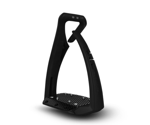 Freejump - Soft'Up Pro Stirrups - Black