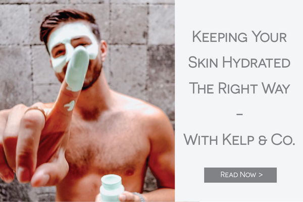 Keeping Your Skin Hydrated the Right Way