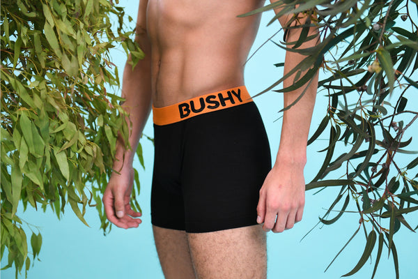 Australian Made, Ethical Underwear - BUSHY