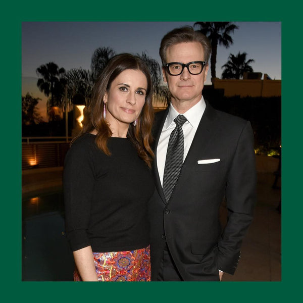 Livia Firth Colin Firth Eco Age GCC Thread Harvest