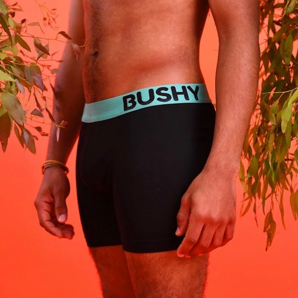 Checking in with Bushy Underwear