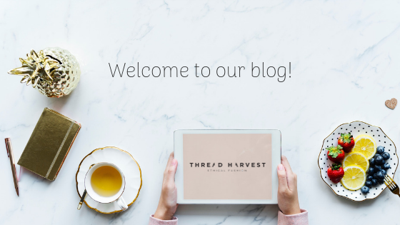 Welcome to Thread Harvest blog!