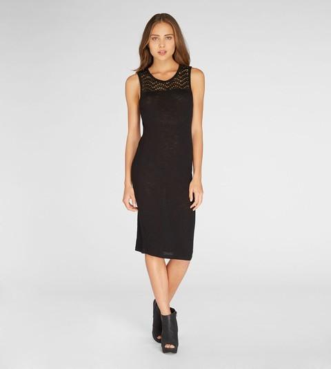 Stefania Dress - Black