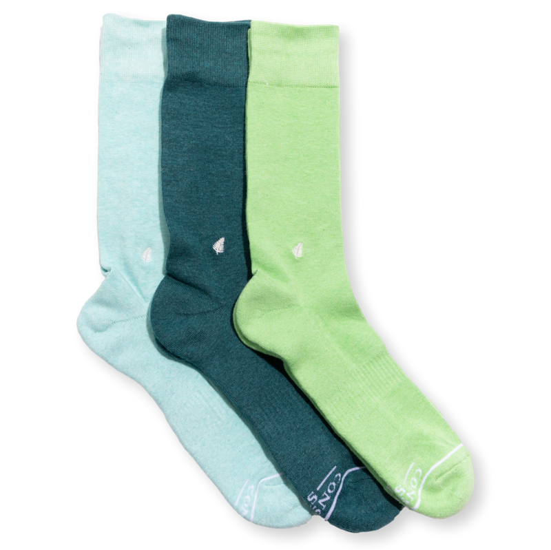Conscious Collection - Socks that Protect Tropical Rainforests