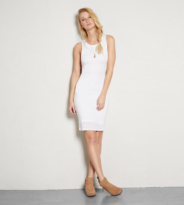 Lani Dress - White