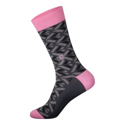 Socks That Promote Breast Cancer Prevention