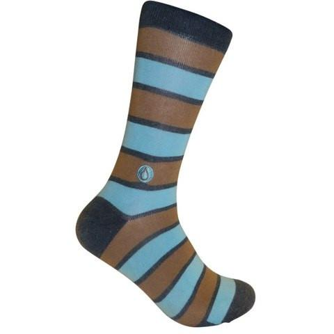 Socks to Provide Clean Water (Stripe)