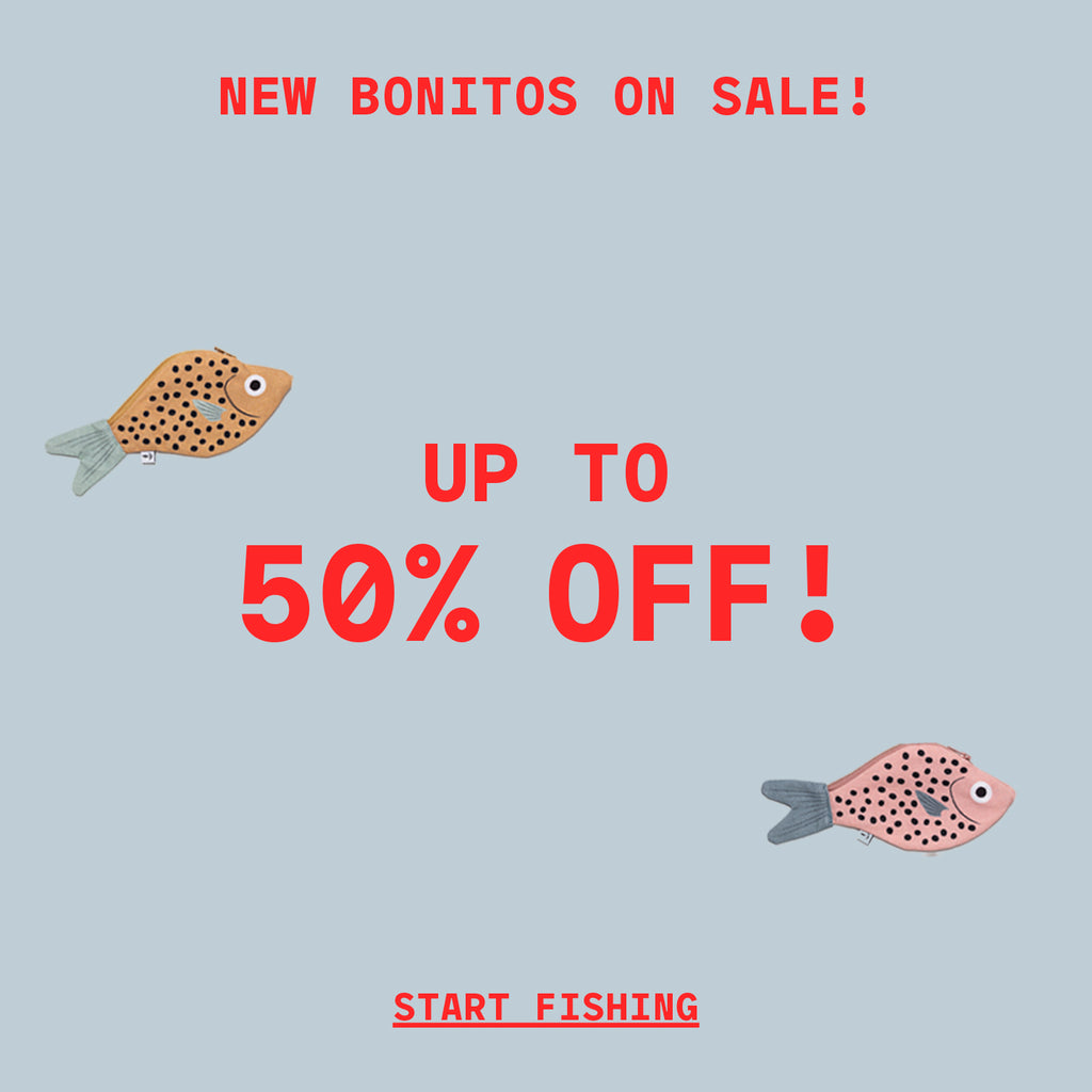 New Bonitos on sale!