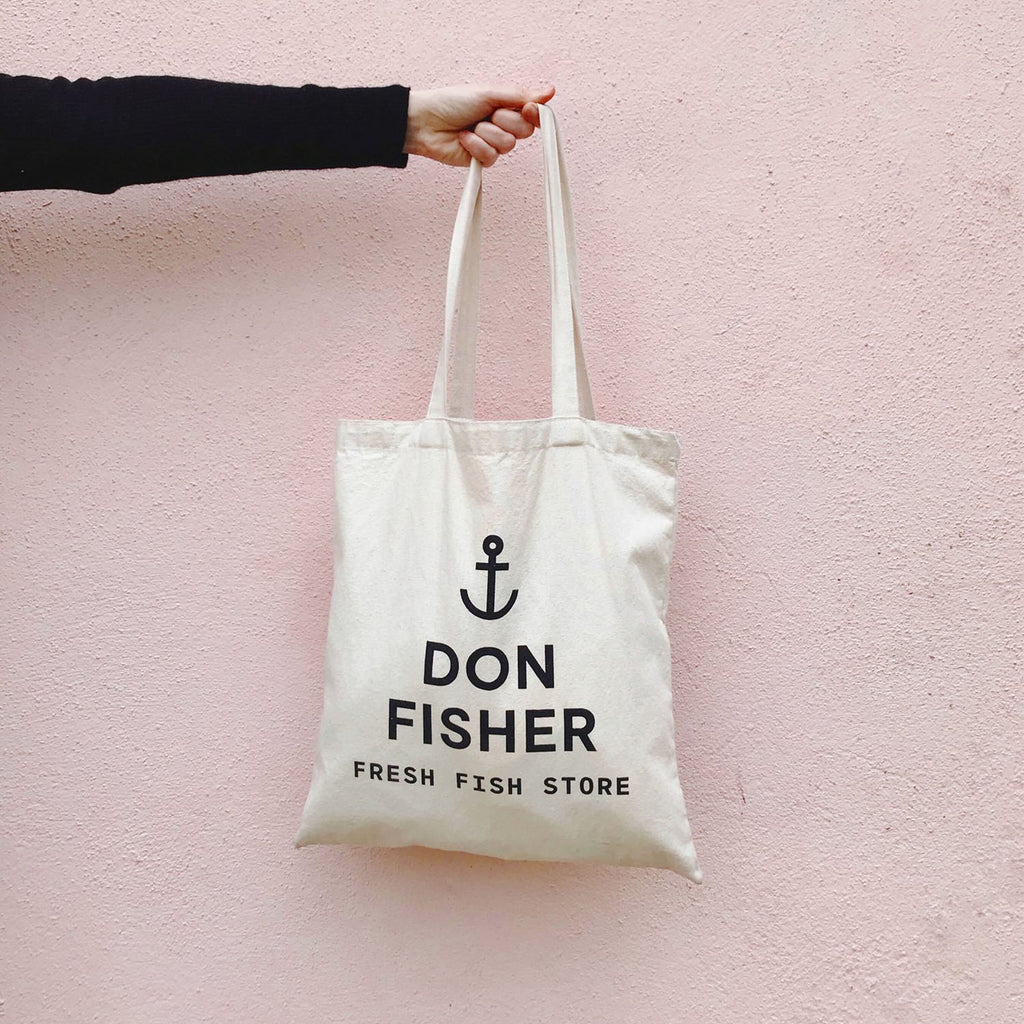 New on board: tote bags!