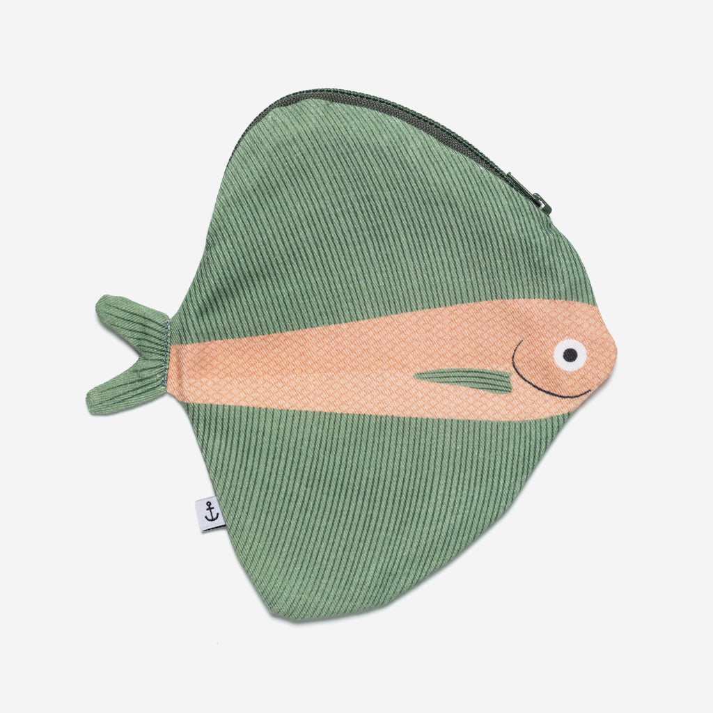 Green Fanfish