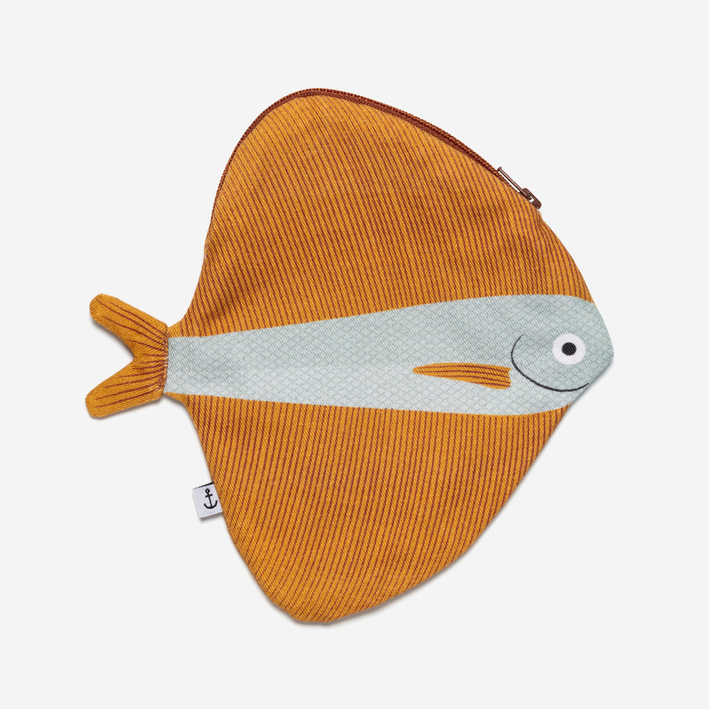 Orange Fanfish