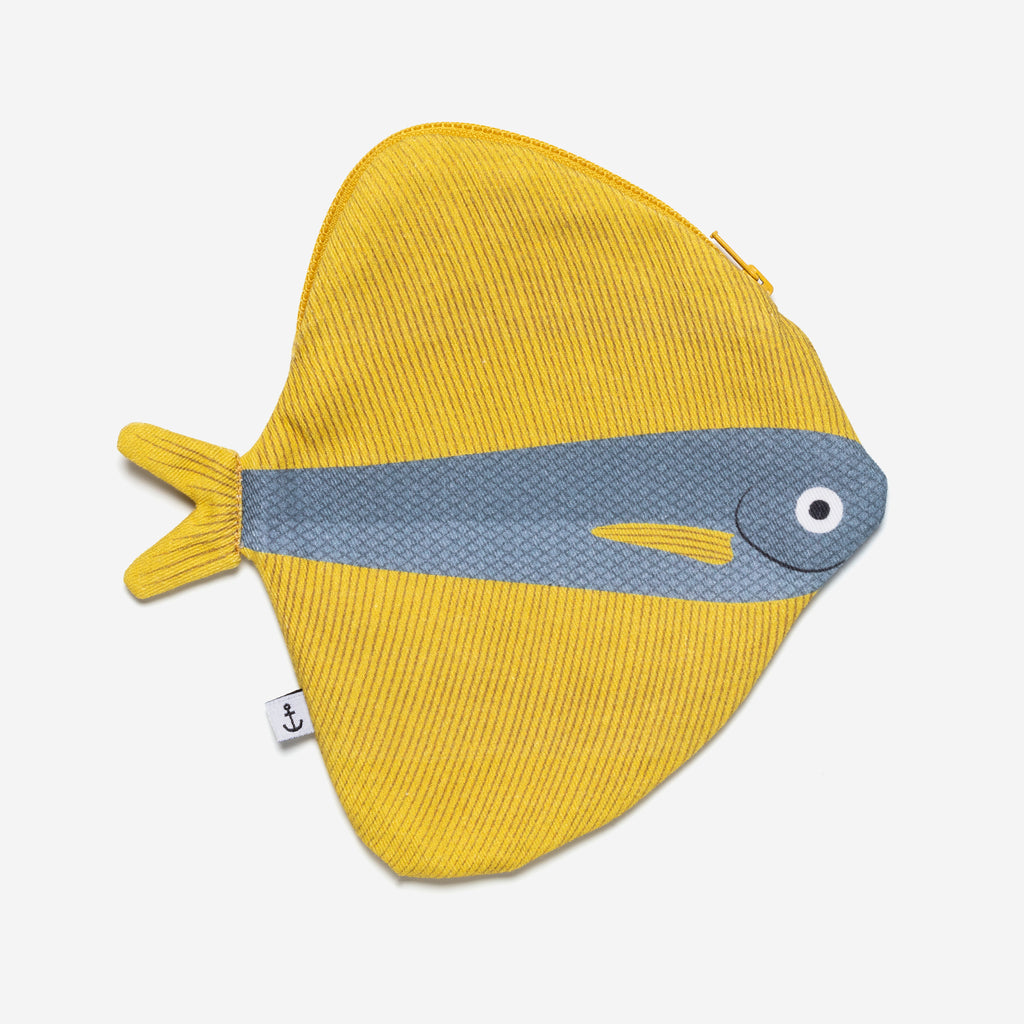 Yellow Fanfish
