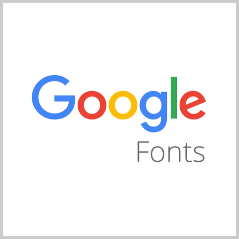 Integration von Google-Fonts