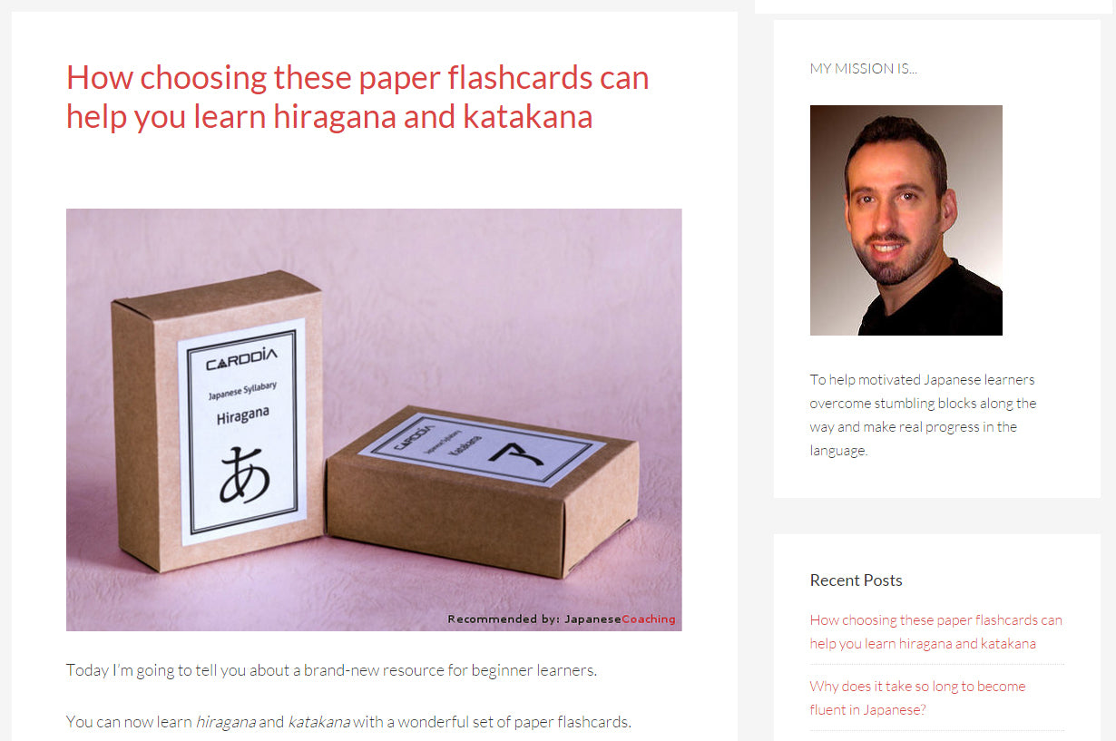 Luca Toma review on CardDia Flashcards